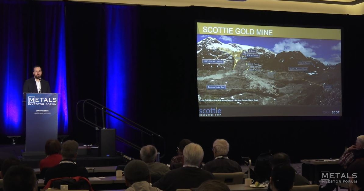 Thomas Mumford, VP Exploration of Scottie Resources Full Presentation at the Metals Investor Forum Nov 15-16, 2019