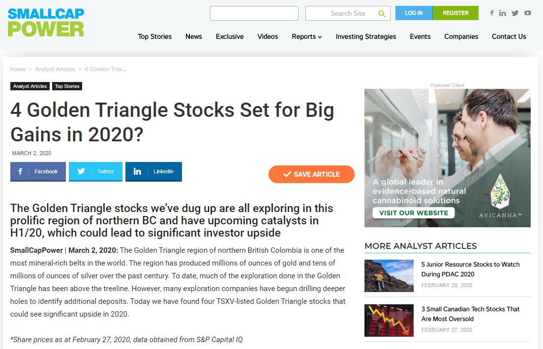 4 Golden Triangle Stocks Set for Big Gains in 2020?