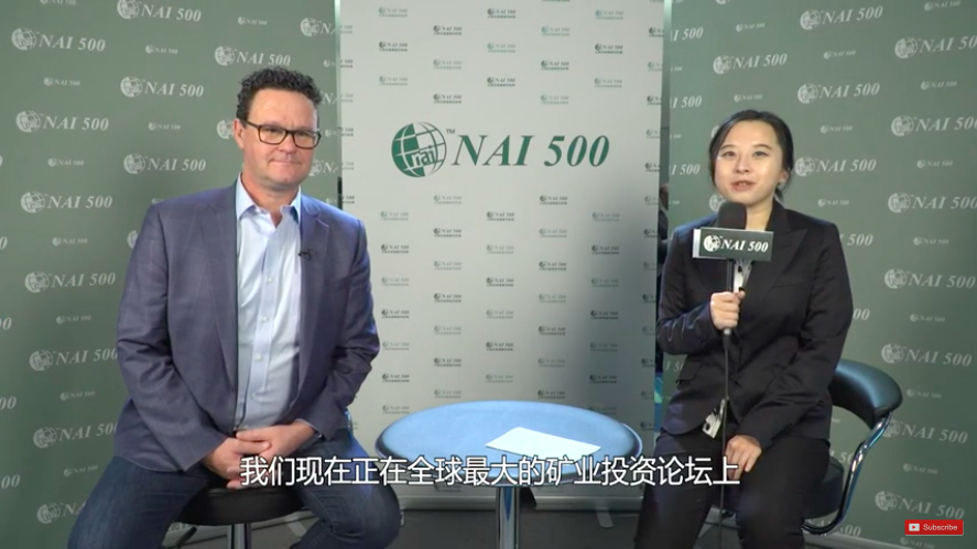 Bradley Rourke, CEO & President Interviewed by NAI 500 at PDAC 2020